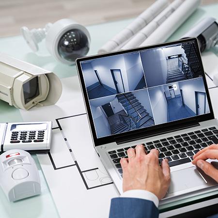Installation d'alarme pour entreprises et professionnels à Arras