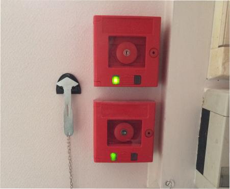 Installation d'alarmes incendie à Arras