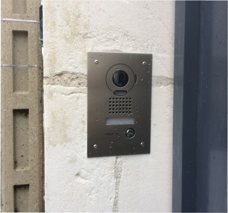 Installation de contrôles d'accès à Arras