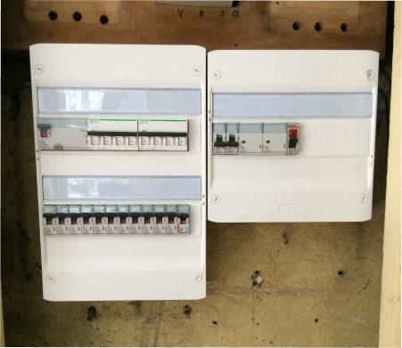 Installation électrique à Arras