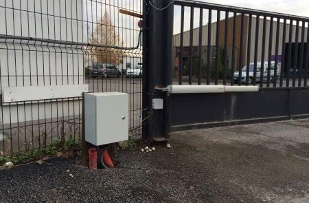 Motorisation électrique à Arras