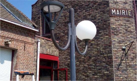 Relamping led pour locaux professionnels à Arras